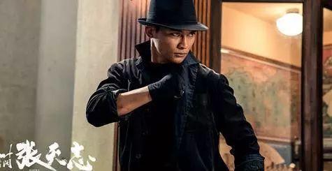张晋的崛起之时,由其主演的《张天志》,《九龙不败》即将上映图片