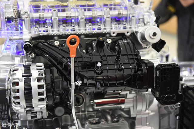 技术亮点颇多 解析长城最新1.5t发动机