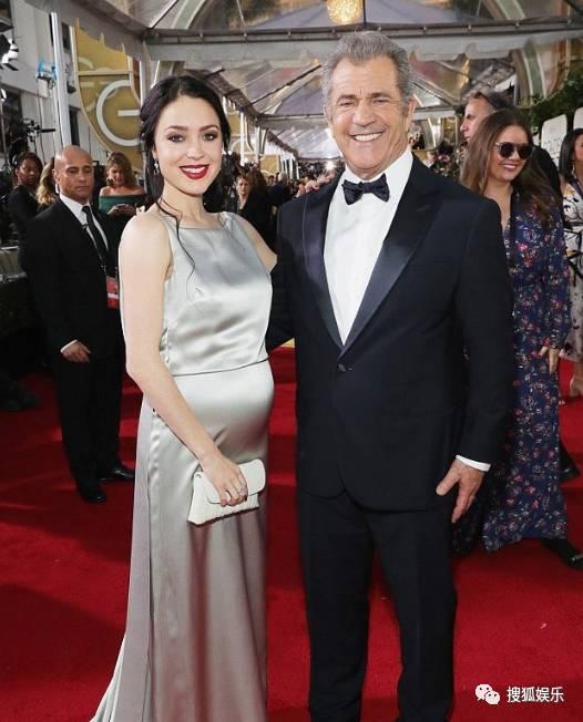 好莱坞大导演梅尔吉布森和小女友相差35岁