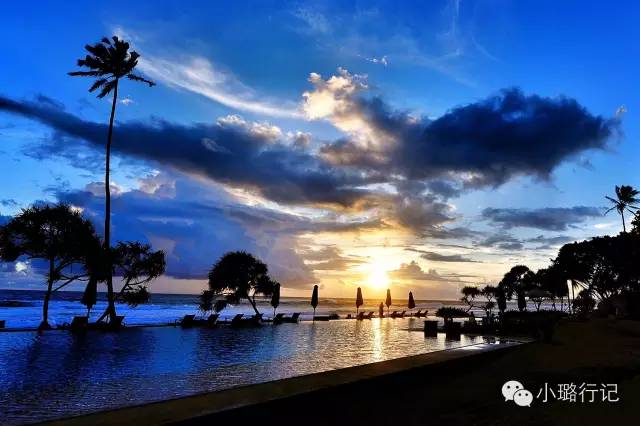 斯里兰卡   有最美的锡兰微笑,还有风景无限好的酒店