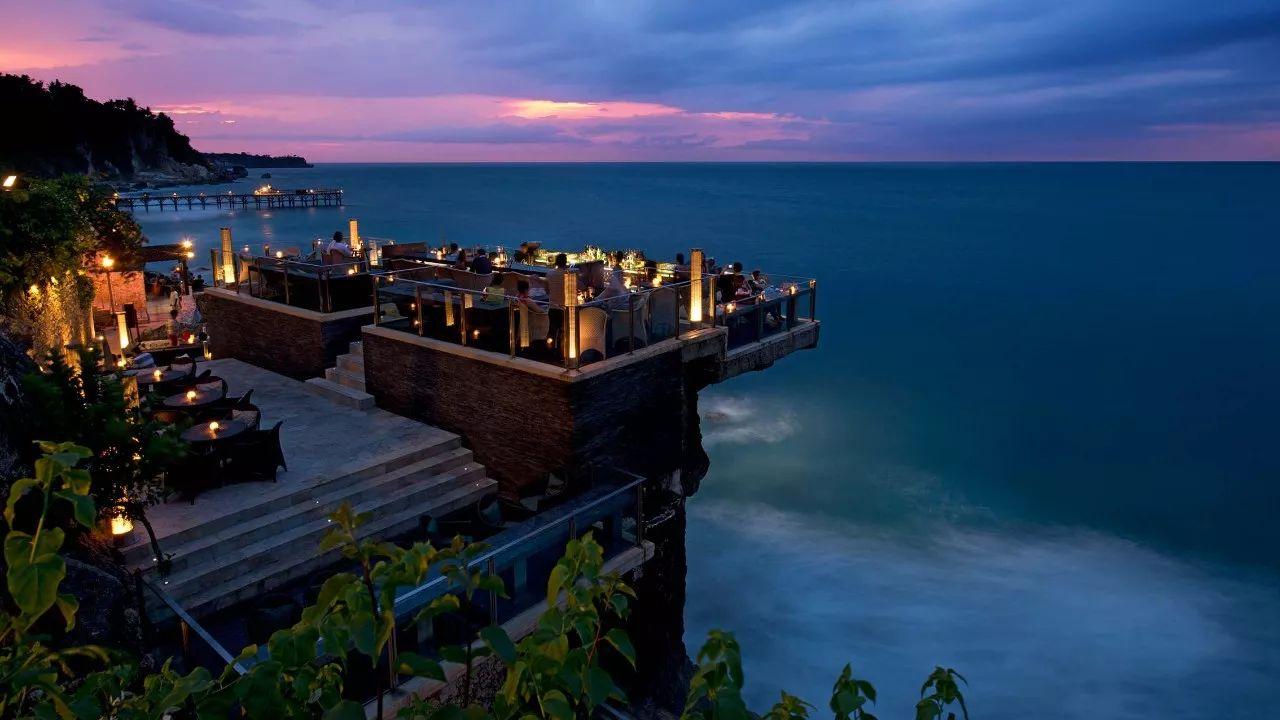 全球最赞观海酒吧top5