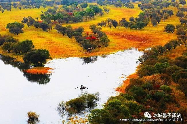 双鸭山饶河小南山风景区