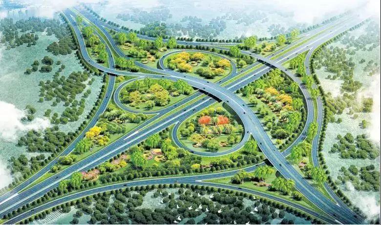 海口绕城高速公路美兰机场至演丰段开工