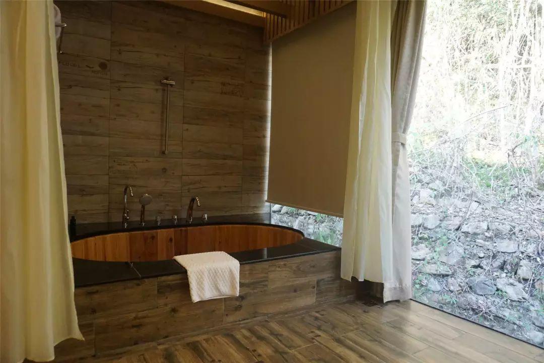 东北农村浴池设计