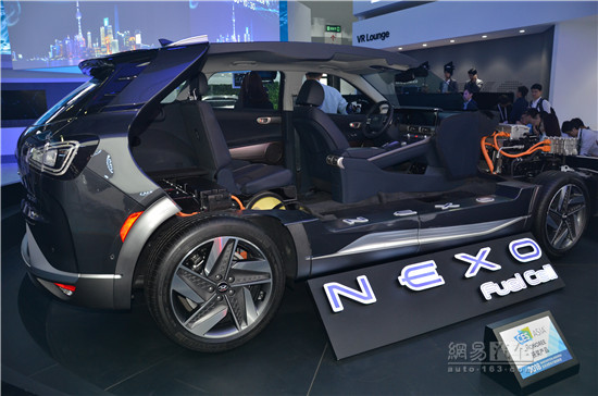 ai,自动驾驶,氢能源车 ces现代汽车亮点颇多